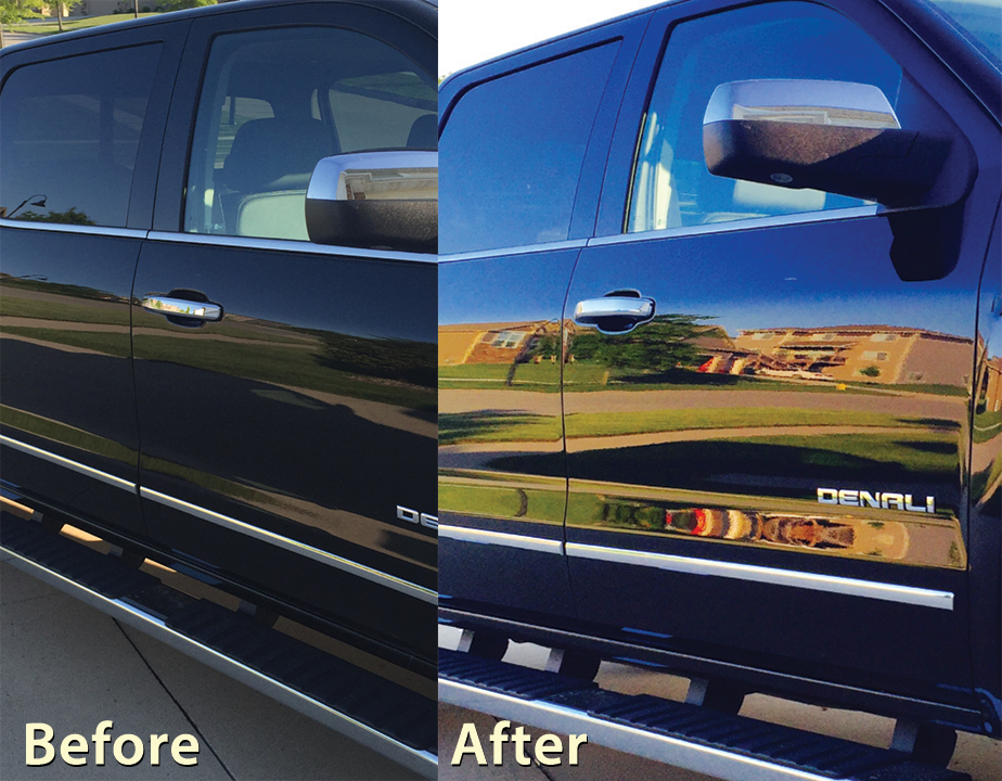 Cilajet Review: DRAMATIC Before & After shots of GMC Denali!