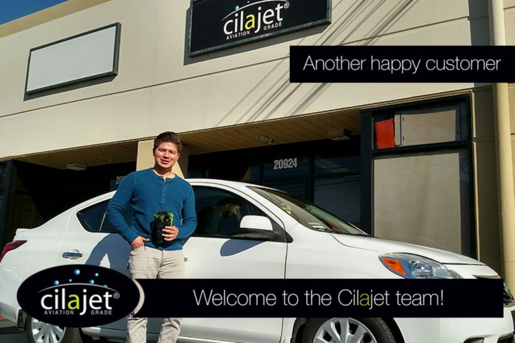Cilajet Review: Cilajet is AMAZING, I can see my reflection!