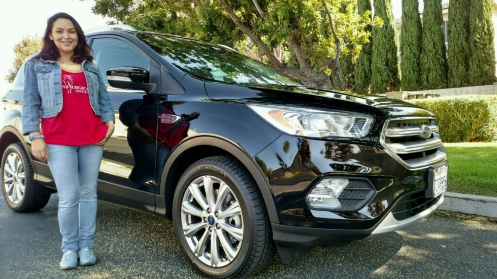 My Ford Escape looks better than when I picked it up from the dealership, thanks to Cilajet Aviation Grade!