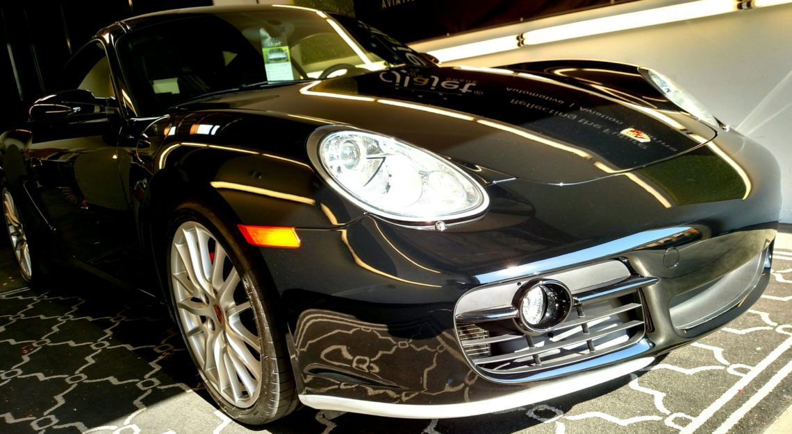Car detailing with cilajet - It is simply the best!