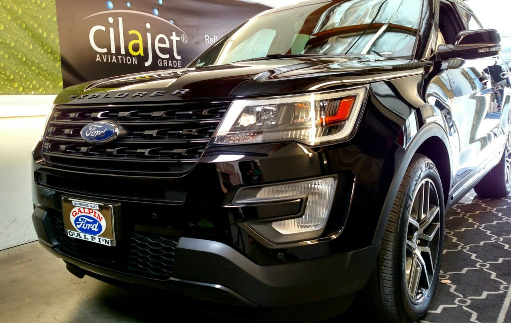 Car Detailing with Cilajet - Best Car Paint Sealant!