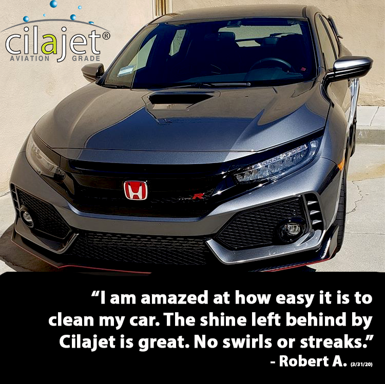 Cilajet Car Coating
